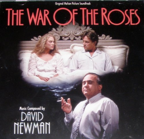 THE WAR OF THE ROSES MOTION PICTURE SCORE.2006 CD. (2006-08-03)