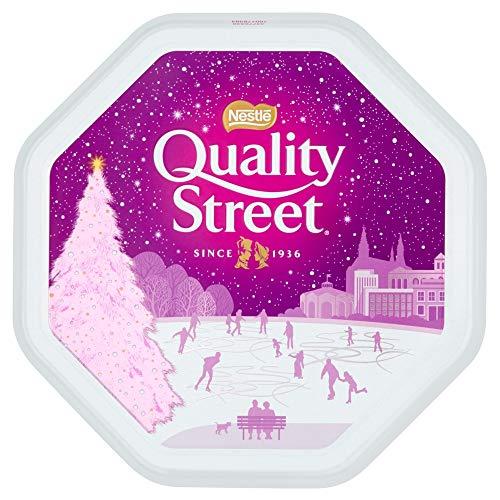 New Nestle Quality Street Tin 1.2 Kg