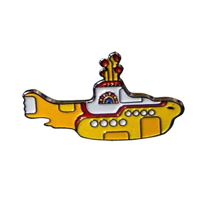 Oficial El Submarino Amarillo Yellow Submarine de los ...