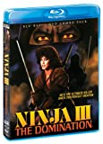 Ninja III: The Domination [Blu-ray/DVD Combo]