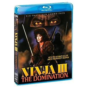 Ninja III: The Domination [Blu-ray/DVD Combo] (1984)