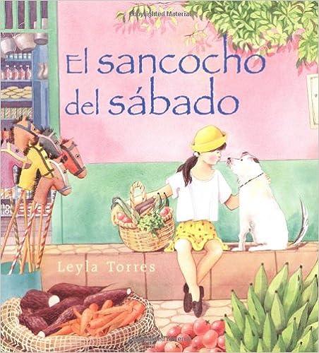 Descarga gratuita de audio libro mp3. El Sancocho Del Sabado in Spanish ePub