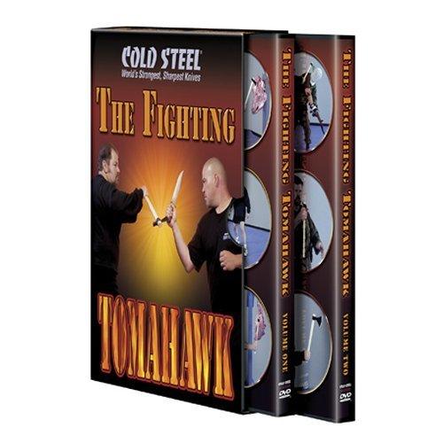 Cold Steel Fighting Tomahawk DVD