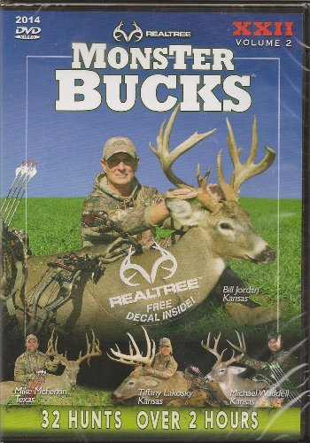 Realtree Outdoor Productions Monster Bucks XXII Volume 2 - Bow Tiffany Hunting