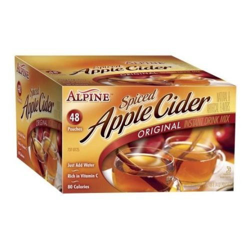 Continental Mills Krusteaz Alpine Cider, 0.74 Ounce -- 288 per case. (Continental Mills)