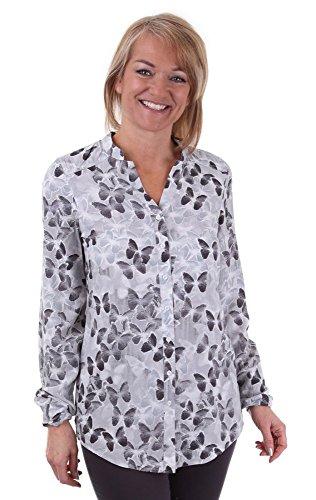 Olsen - Camisas - para mujer plateado