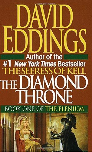The Diamond Throne (The Elenium)