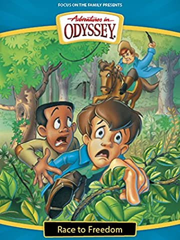 Adventures in Odyssey: Race to Freedom (Adventures Of Odessy)