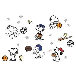 Bedtime Originals Snoopy Wall Appliques