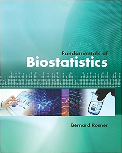 Fundamentals Of Biostatistics 008 Bernard Rosner