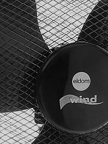 Ventilador de la Mesa ELDOM WG40 Blanco Potencia 40W Diametro de Malla 30cm