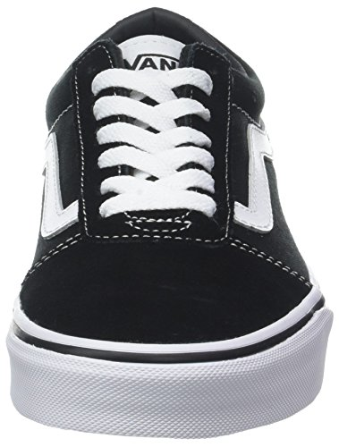 White Vans Lace Low Mens Top Fashion Canvas Up Ward Sneakers wzw1q7g