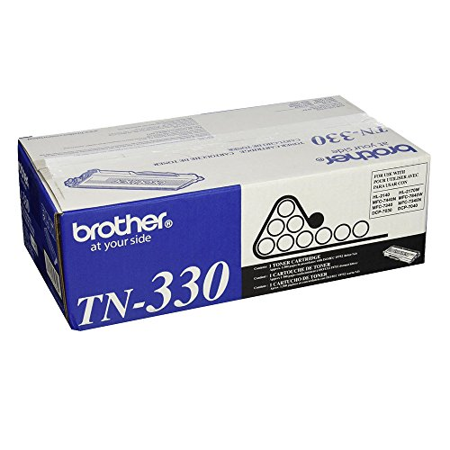 Brother MFC-7440N Black Original Toner Standard Yield (1,500 Yield) ()