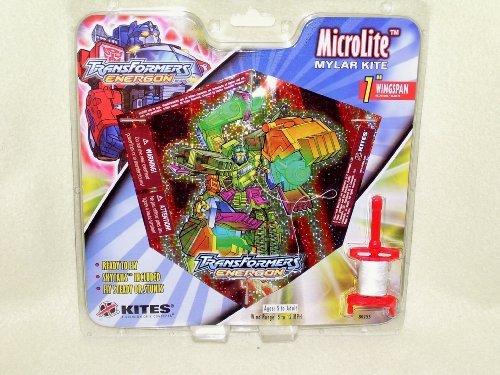 Microlite Mylar Kite Transformers Energon