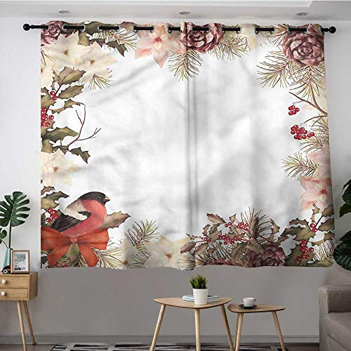 Cedar Metal Canopy Bed - Fbdace New Year Simple Curtain Bullfinch with Cedar Great for Living Rooms & Bedrooms W 55