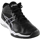 ASICS Mens Volley Elite FF MT Volleyball Shoe Black/Dark...