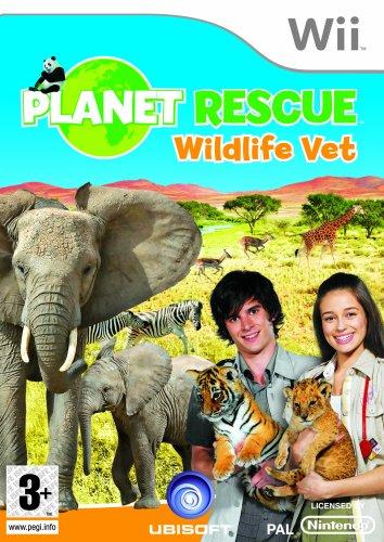 Planet Rescue: Wildlife Vet /Wii (Rescue Wii)