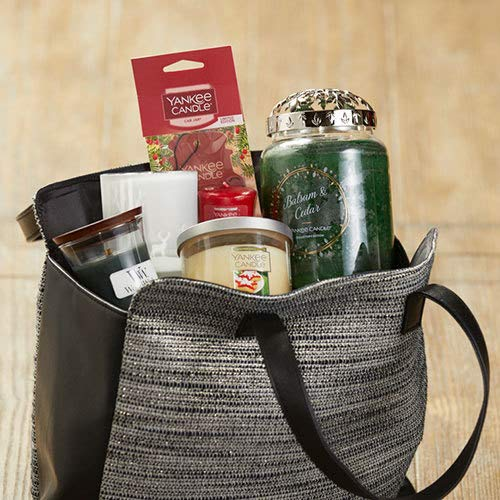 Yankee Candles Gift Set Fragrance Lover's Tote Great from Yankee Candle