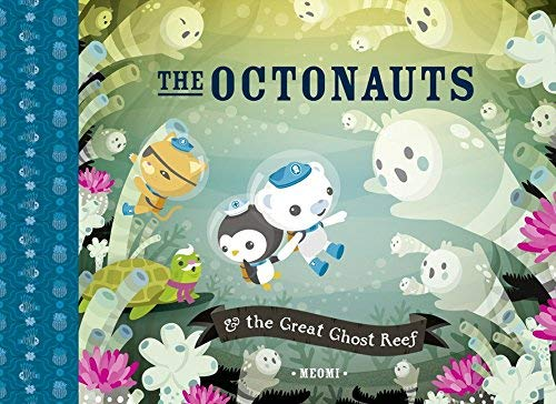 Silver Gate The Octonauts The Great Ghost Reef Creature Report! Creature -