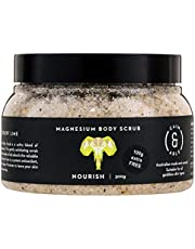 Caim & Able Magnesium Body Scrub 300g Magnesium Sulphate | Australian Made & Owned 100% natural, 100% vegan, cruelty-free, not tested on animals