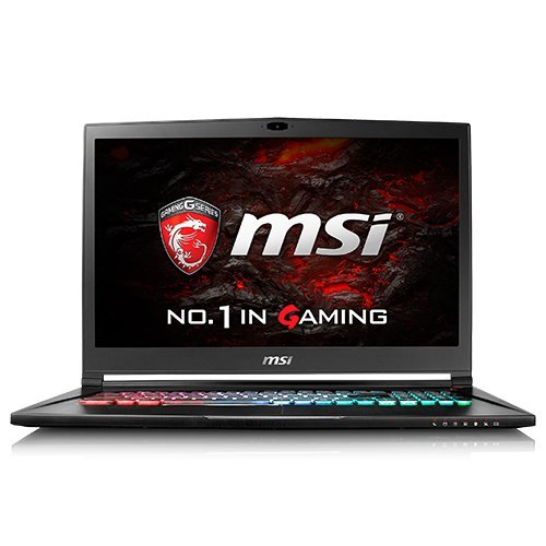 """Price comparison product image XOTIC MSI GS73VR Stealth Pro 17.3"""" FHD 120Hz 5ms WideView Angle 94% NTSC Gaming Laptop Intel Core i7-7700HQ GTX1060 16GB DDR4 256GB SSD 2TB HDD Win10"""