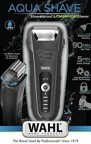 WAHL 07061-916 afeitadora Máquina de Afeitar de láminas Negro 07061-916, Máquina de Afeitar de láminas, Acero ...