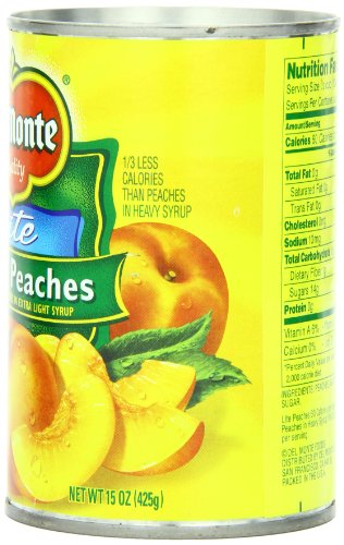 Image result for canned peaches