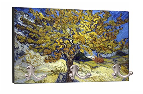 Artist Vincent Van Gogh's Mulberry Tree Painting - 8