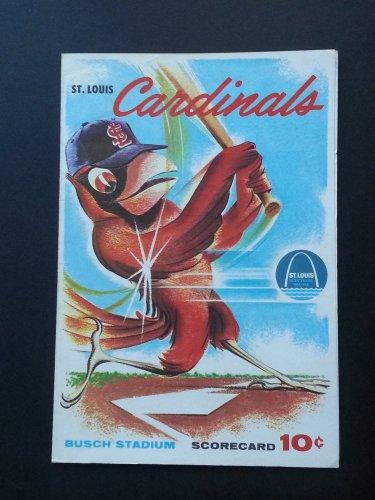 1964-cardinals-scorecard-september-30-vs-phillies-scored-simmons-vs-bunning-phils-lost-10th-straight