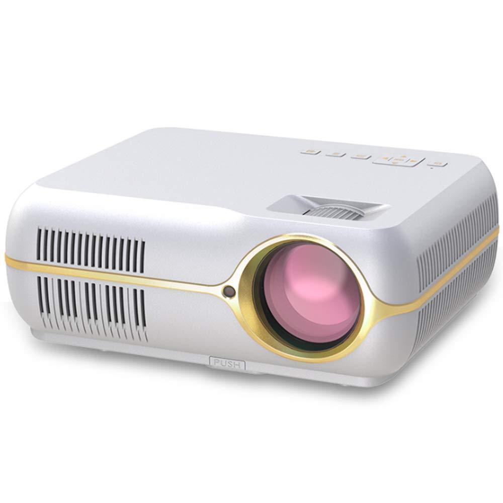 AXDNH Proyector portátil, 1280x800P 4200lux Proyector de Video ...