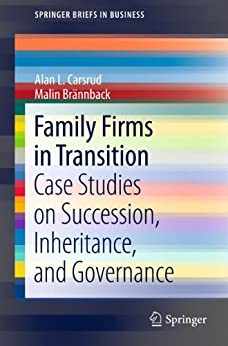 family business succession case studies The study has focused on identifying barriers and supporting factors that affect succession planning of family businesses by presenting three case studies of three family businesses in sri lanka.