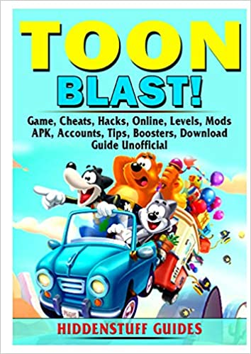 Toon Blast Game, Cheats, Hacks, Online, Levels, Mods, Apk