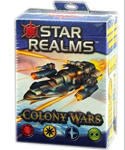 STAR REALMS: Amazon.es: Libros en idiomas extranjeros