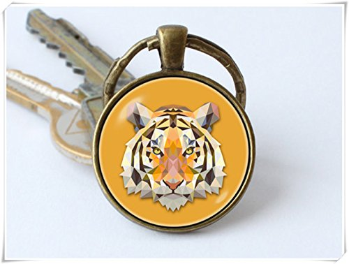 Zoo Animal Keychain - 4