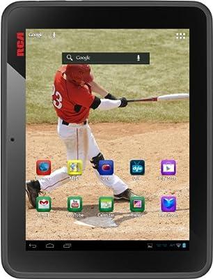RCA Mobile TV 8 Inch 8GB Tablet DMT580DU