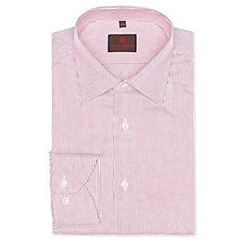 Louis Feraud Shirts for Men - Red & White