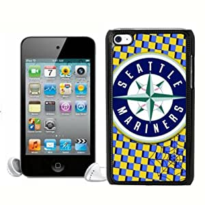 MLB Seattle Mariners Ipod Touch 4 Case Cover For MLB Fans By zeroCase