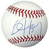 Bo Jackson Autographed Official MLB Baseball Kansas City Royals PSA/DNA