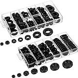 350 Pieces Rubber Grommet Assortment Kit Firewall