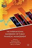 img - for The International Handbook of Public Financial Management book / textbook / text book