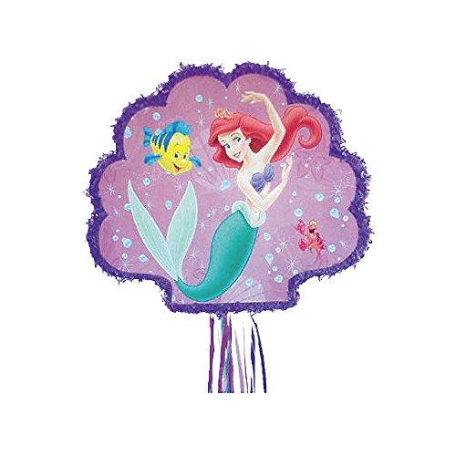 """Disney Little Mermaid 19"""" Pinata (Each)"""