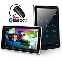 Indigi Unlocked! 7 3G Smart Phone Tablet PC Android 4.4 KK - w/ Free Bluetooth