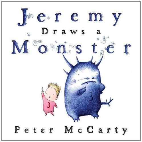 Jeremy Draws a Monster (Jeremy and the Monster) -