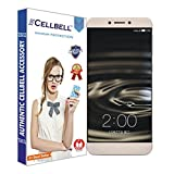 CELLBELL Tempered Glass Screen Protector For Letv Le 1S With FREE Installation Kit