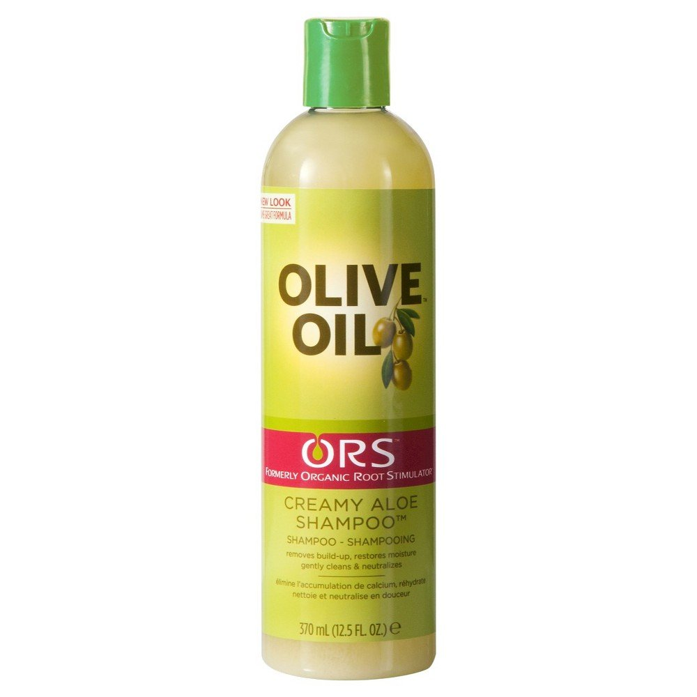 Ors Olive Oil Shampoo Creamy Aloe 12.5 Ounce (369ml) (6 Pack)