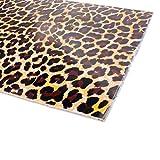 Artibetter Leopard Guitar Inlay Material Uncut