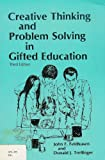 img - for Creative Thinking and Problem Solving in Gifted Education book / textbook / text book