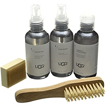 9600ffd285c Amazon.com: UGG Unisex-adult Protector Shoe Care Kit, Natural, One ...