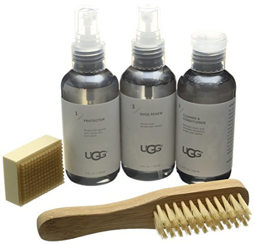 UGG Accessories Ugg Shoe Care Kit, Natural, One Size fits All Medium US