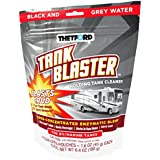 Thetford Corp White 1.6 oz 96527 Blaster Holding Tank Cleaner-4-Pack 1.6 oz. Pouches, 4 Pack